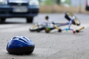 Teen Bicyclist Injured