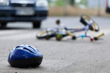 Fremont bicycle accident