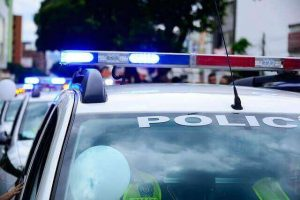 Five-vehicle crash in Riverside County