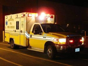 Two-vehicle crash in Riverside County