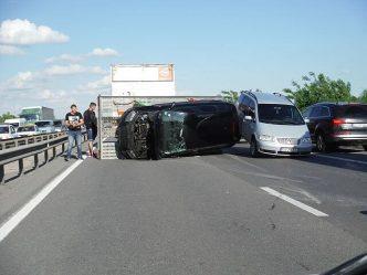 San Jacinto, CA - 2-Car Accident on Ramona Boulevard at Lyon Boulevard