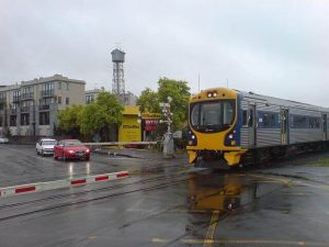 Bicyclist fatally collides with train in Alameda County