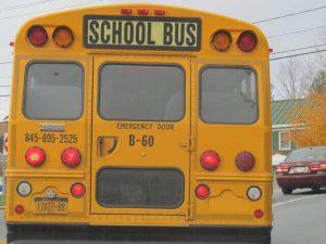 School bus crash in Santa Clara County