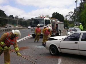 Two-vehicle crash in Sonoma County