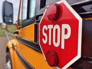 School bus crash in Riverside County