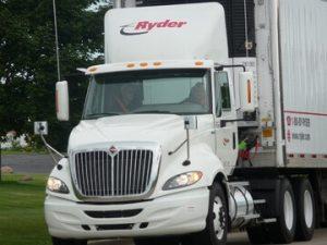 Multi-vehicle semi-truck collision in San Joaquin County