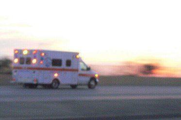 Baldwin Park, CA - Multi-Car Crash on Hwy 101 near Grand Avenue