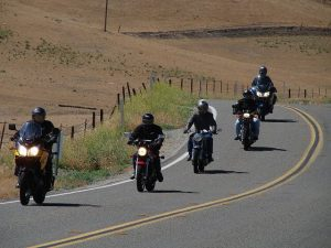 Fatal motorcycle collision in San Diego County