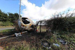 Bonsall fatal accident