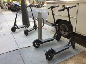 Electric Scooter Use Is On The Rise In SoCal... And So Are Scooter Accidents