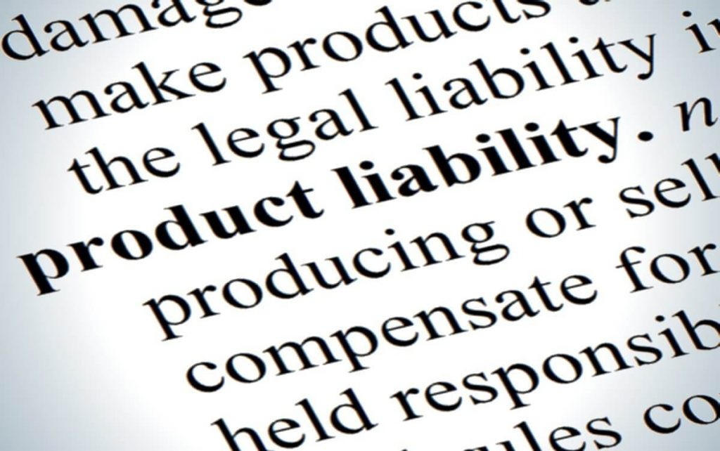 Product Liability Claims Concerning Motor Vehicle Defects
