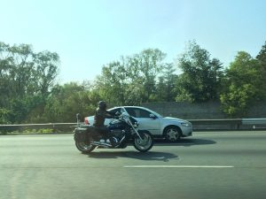 Oceanside, CA - Possible Injuries in Motorcycle Crash on Interstate 5