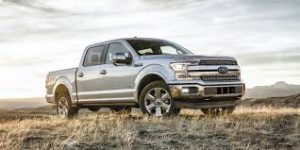 Ford Recalls Almost 2,000,000 Trucks For Seat Belt Fire Hazard