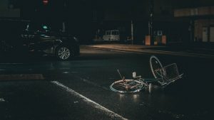 San Jose, CA - Cyclist Hospitalized After Collision With VTA Train