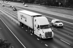 Sacramento, CA - Pick-Up Vs Tractor-Trailer on Hwy 99
