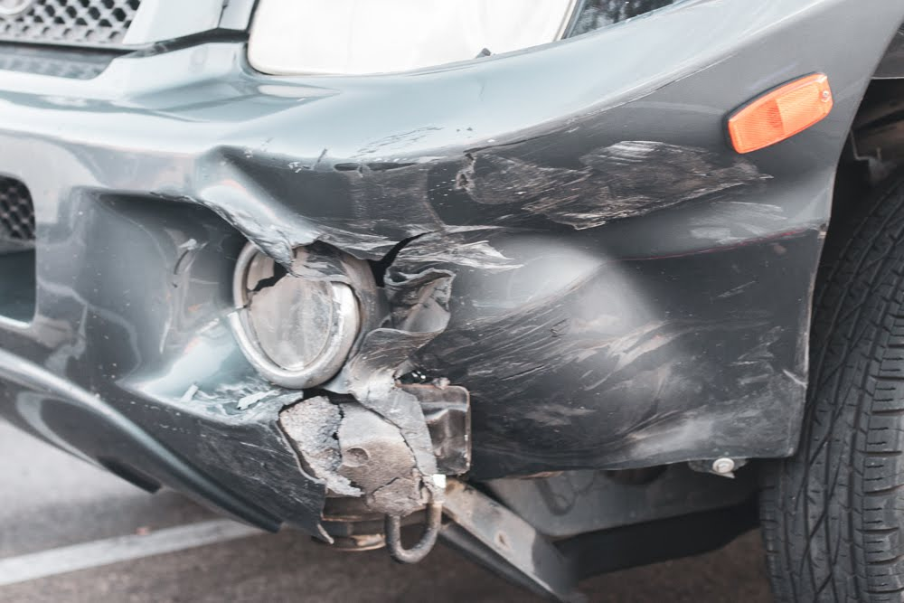 Victorville, CA – 1 Hospitalized After Car Crash on Mariposa Road