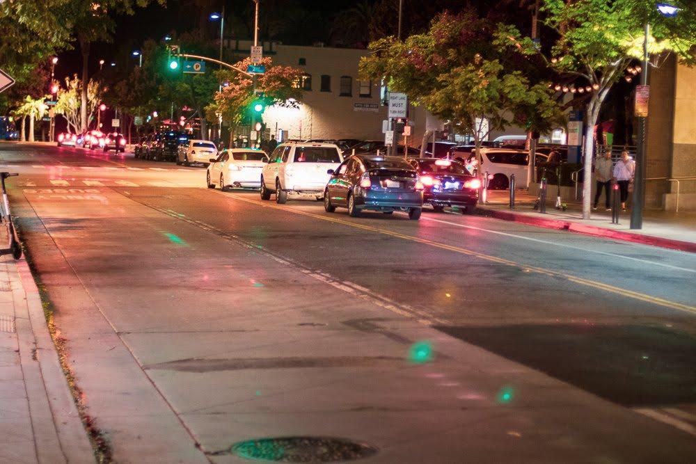 Cajon Pass, CA – Car Crash on Hwy 138