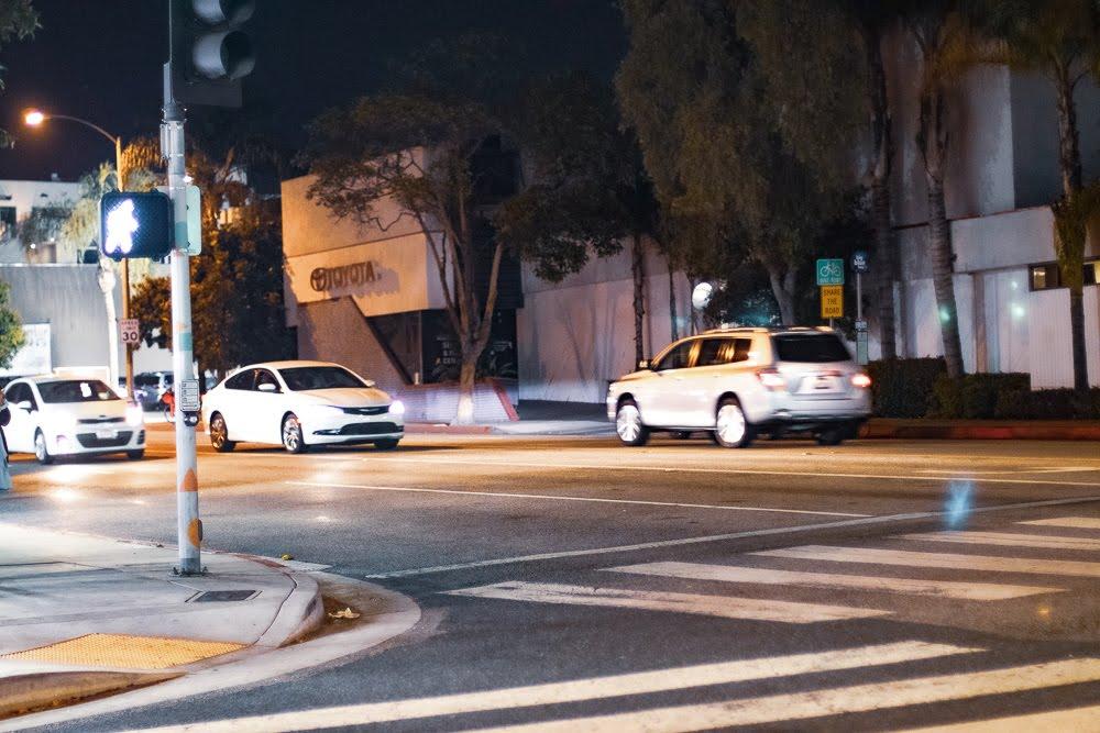 Indio, CA – Pedestrian Hit by Car on Burr St